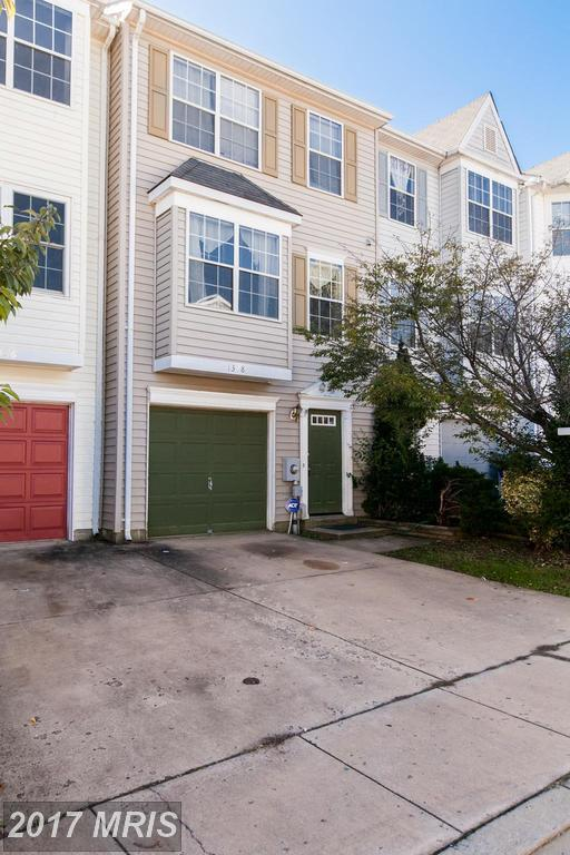 1328 Hampshire Drive 7D, Frederick, MD 21702 (#FR10086100) :: Pearson Smith Realty
