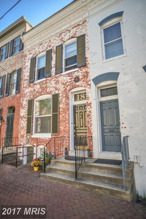 18 3RD Street, Frederick, MD 21701 (#FR10086498) :: The Bob Lucido Team of Keller Williams Integrity
