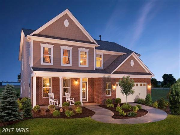 Lace Leaf Lane, Monrovia, MD 21770 (#FR10091770) :: The Gus Anthony Team