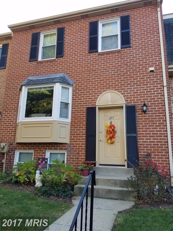 117 Adams Court, Walkersville, MD 21793 (#FR10094518) :: Pearson Smith Realty