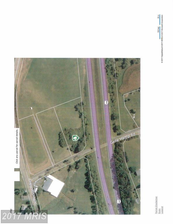 4567 Gene Hemp Road, Jefferson, MD 21755 (#FR10108076) :: Pearson Smith Realty