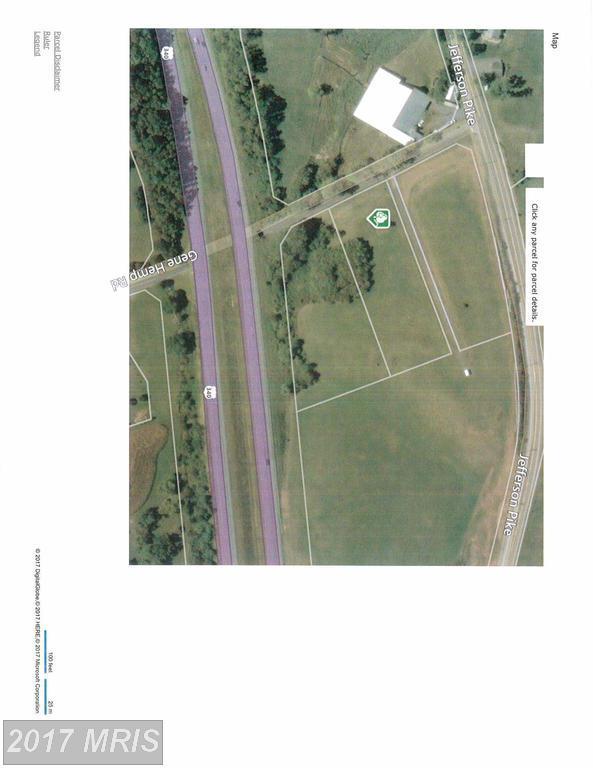 4573 Gene Hemp Road, Jefferson, MD 21755 (#FR10108079) :: Pearson Smith Realty
