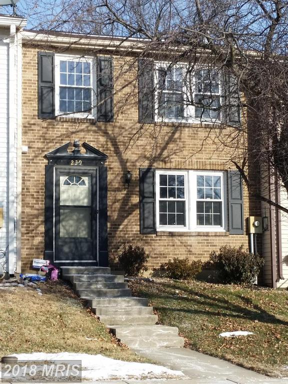 239 Canfield Terrace, Frederick, MD 21702 (#FR10119643) :: Pearson Smith Realty
