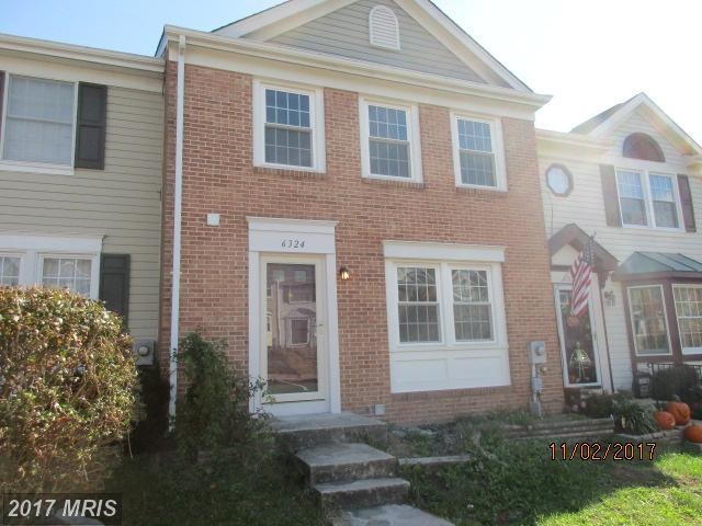 6324 New Haven Court, Frederick, MD 21703 (#FR10121733) :: Circadian Realty Group