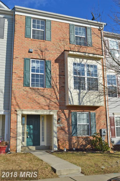 105 Cavenrock Court, Frederick, MD 21702 (#FR10134641) :: Pearson Smith Realty