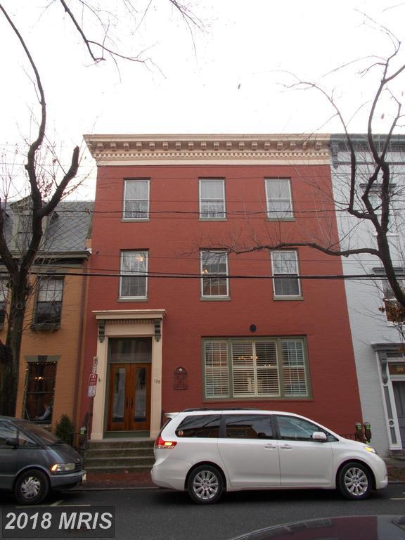 120 Patrick Street E, Frederick, MD 21701 (#FR10135531) :: ReMax Plus