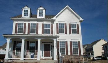 340 Wainscot Drive, New Market, MD 21774 (#FR10138126) :: Charis Realty Group