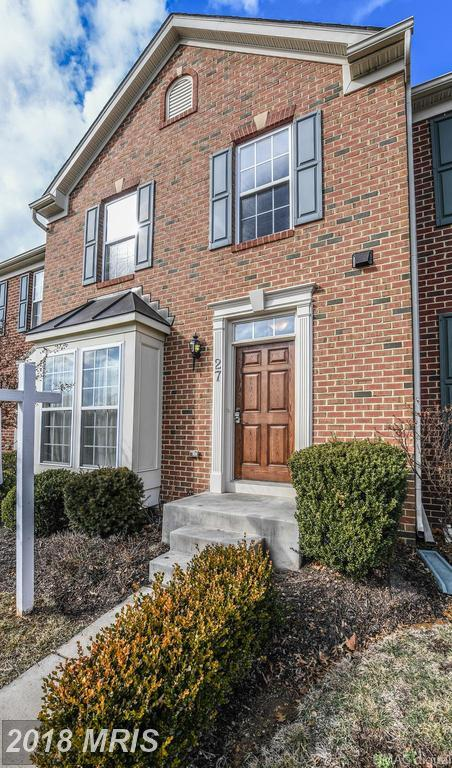 27 Wash House Circle, Middletown, MD 21769 (#FR10159097) :: Ultimate Selling Team