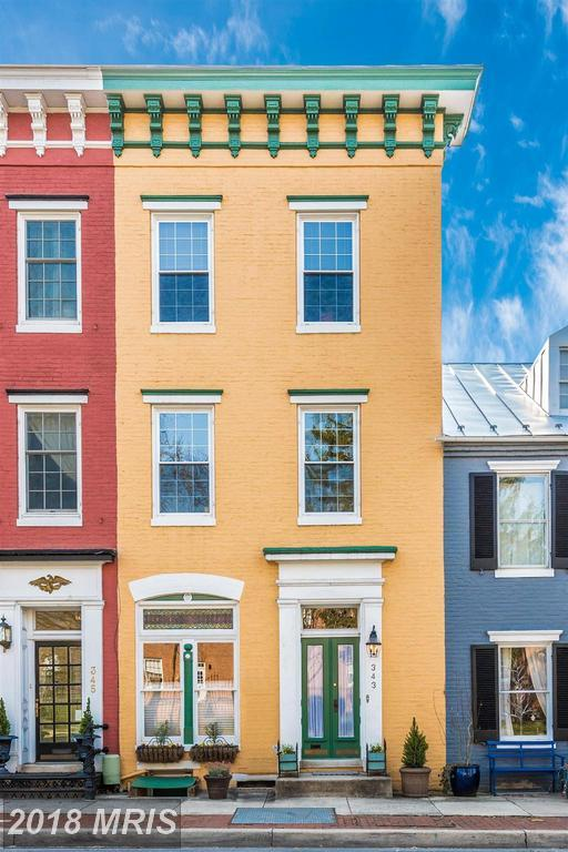 343 S Market Street S, Frederick, MD 21701 (#FR10207413) :: Charis Realty Group