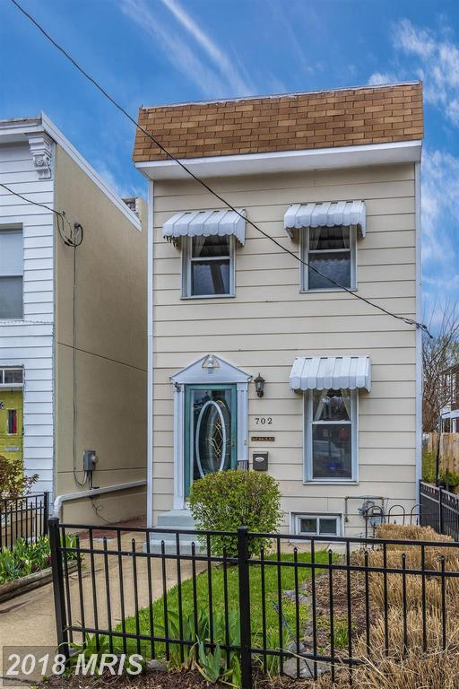 702 Market Street, Frederick, MD 21701 (#FR10216636) :: ReMax Plus