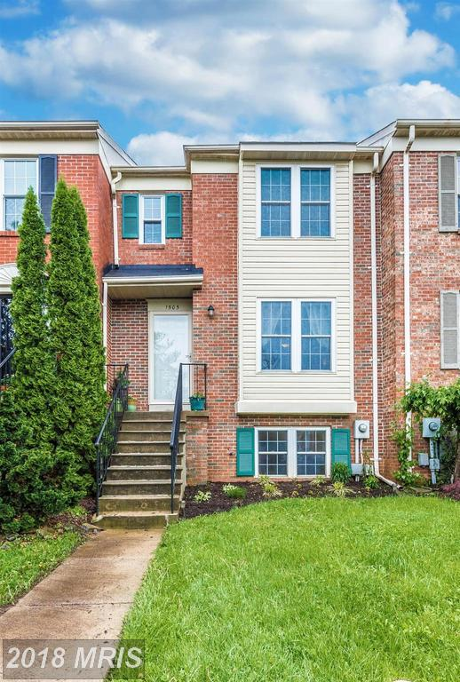 1505 Dockside Drive, Frederick, MD 21701 (#FR10237130) :: Ultimate Selling Team