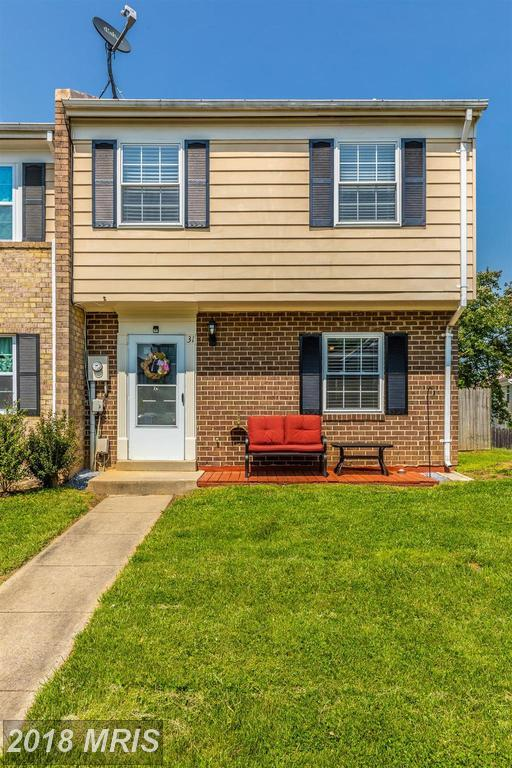 31 Vienna Court, Frederick, MD 21702 (#FR10239174) :: Ultimate Selling Team