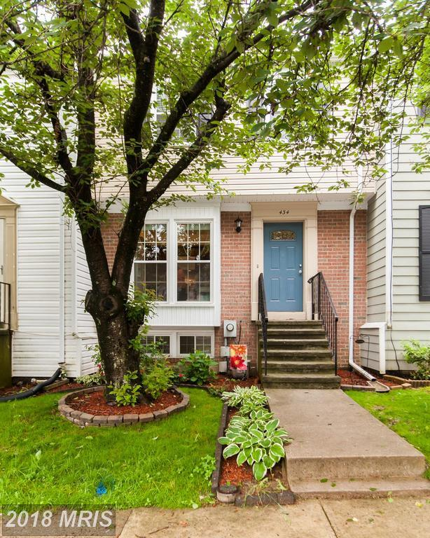 434 Shannon Court, Frederick, MD 21701 (#FR10245579) :: The Sebeck Team of RE/MAX Preferred