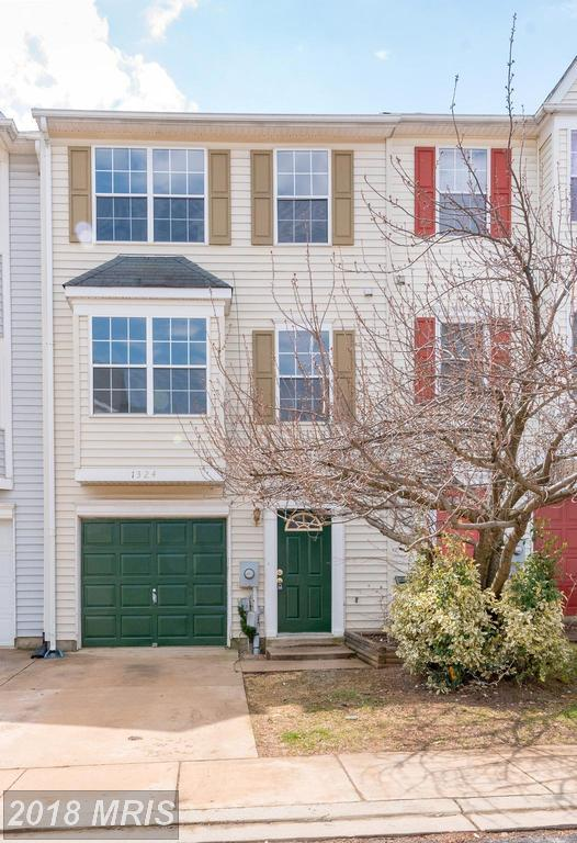 1324 Hampshire Drive 7B, Frederick, MD 21702 (#FR10247811) :: Charis Realty Group