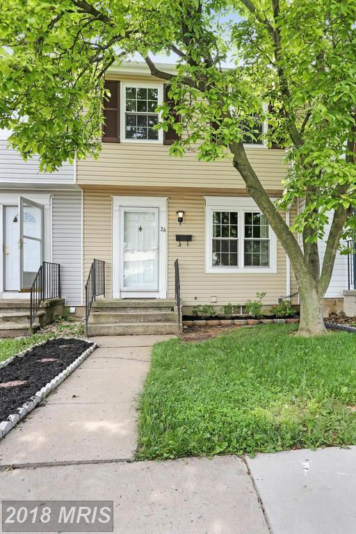 26 S. Pendleton Court, Frederick, MD 21703 (#FR10249463) :: RE/MAX Plus
