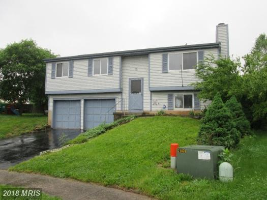 208 Spruce Court, Frederick, MD 21701 (#FR10252919) :: The Maryland Group of Long & Foster