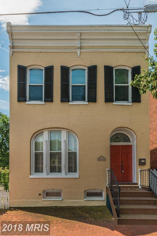 200-W. South Street, Frederick, MD 21701 (#FR10258739) :: The Gus Anthony Team