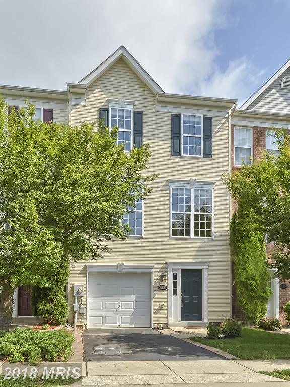 2551 Carrington Way, Frederick, MD 21702 (#FR10261170) :: The Gus Anthony Team