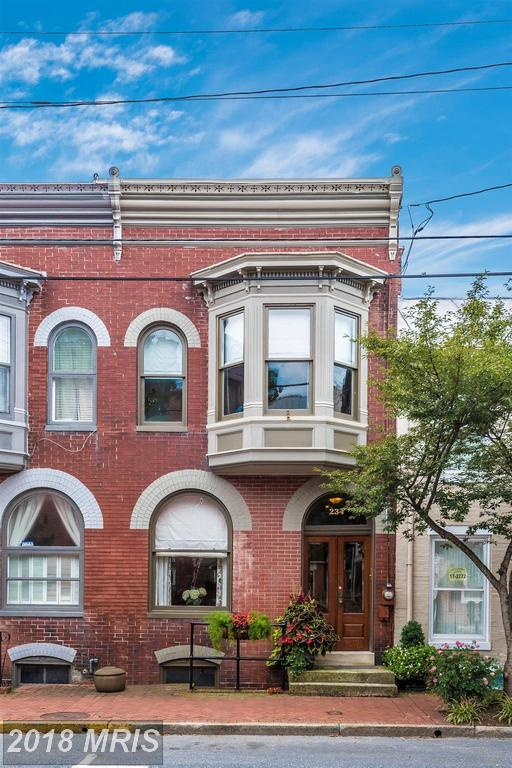 234 Church Street, Frederick, MD 21701 (#FR10320191) :: ReMax Results