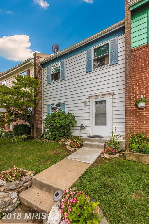 22 Vienna Court, Frederick, MD 21702 (#FR10321753) :: Ultimate Selling Team