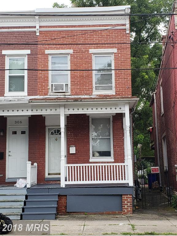 308 W. South Street, Frederick, MD 21701 (#FR9014315) :: The Bob & Ronna Group