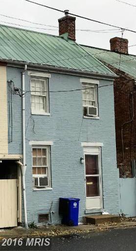 23 Degrange Street, Frederick, MD 21701 (#FR9831843) :: Pearson Smith Realty