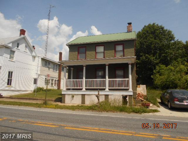 511 Main Street W, Middletown, MD 21769 (#FR9952404) :: LoCoMusings
