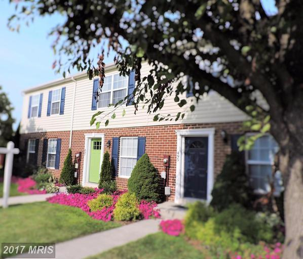 568 Lancaster Place, Frederick, MD 21703 (#FR9985863) :: LoCoMusings