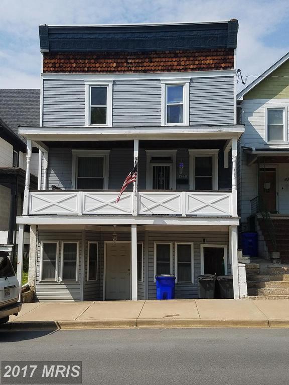 425-E Potomac Street, Brunswick, MD 21716 (#FR9992586) :: LoCoMusings