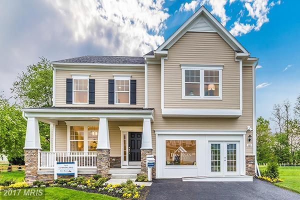 1124 Saxton Dr, Frederick, MD 21702 (#FR9998510) :: Pearson Smith Realty