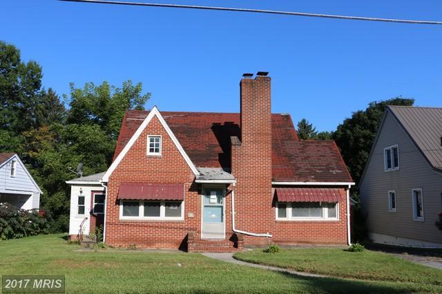 331 South Second Street, Mcconnellsburg, PA 17233 (#FU10055042) :: LoCoMusings
