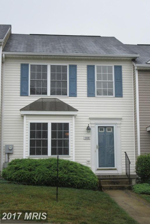 108 Scirocco Lane, Winchester, VA 22602 (#FV10003371) :: Pearson Smith Realty