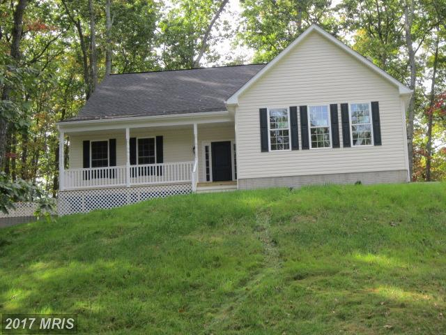 140 Conns East Drive, Winchester, VA 22602 (#FV10075538) :: Pearson Smith Realty