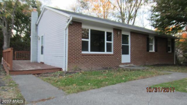 223 Village Court, Winchester, VA 22602 (#FV10084715) :: LoCoMusings
