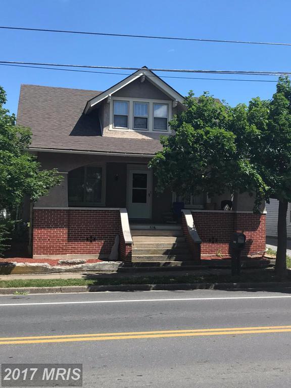 5256 Main Street, Stephens City, VA 22655 (#FV10084751) :: Pearson Smith Realty
