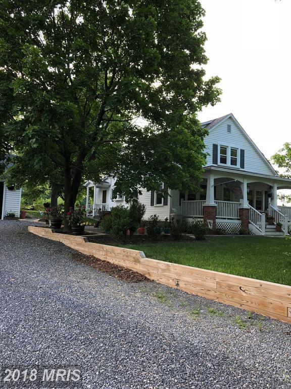 1239 Cedar Grove Road, Winchester, VA 22603 (#FV10252966) :: Green Tree Realty