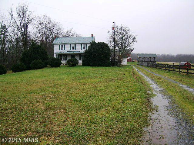 766 Gough Road, Winchester, VA 22602 (#FV9538663) :: LoCoMusings