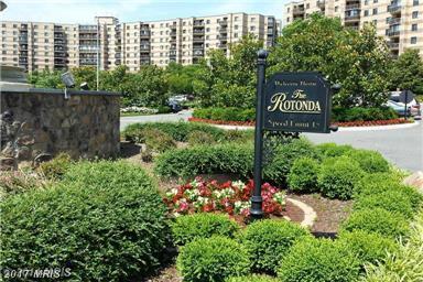 8360 Greensboro Drive #306, Mclean, VA 22102 (#FX10005594) :: Provident Real Estate