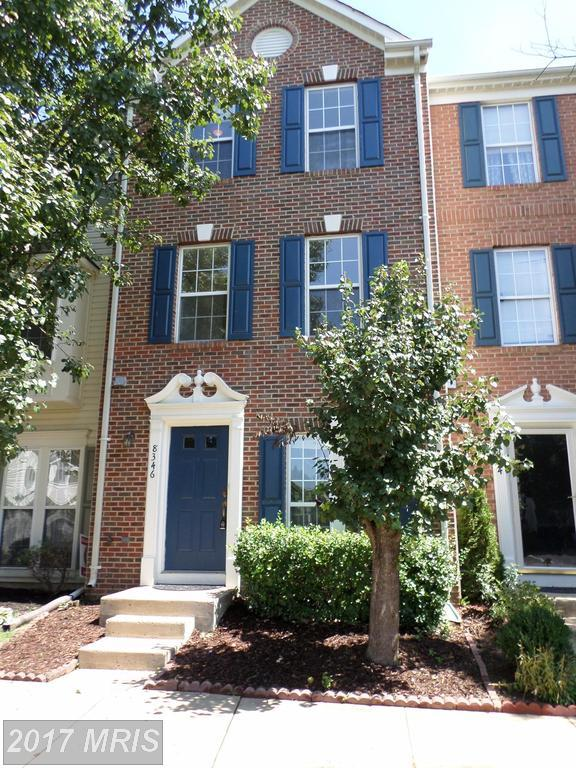 8346 Hunter Murphy Circle, Alexandria, VA 22309 (#FX10013234) :: Pearson Smith Realty