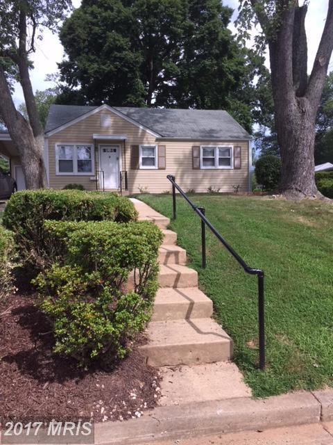 1932 Burfoot, Falls Church, VA 22043 (#FX10015508) :: Arlington Realty, Inc.