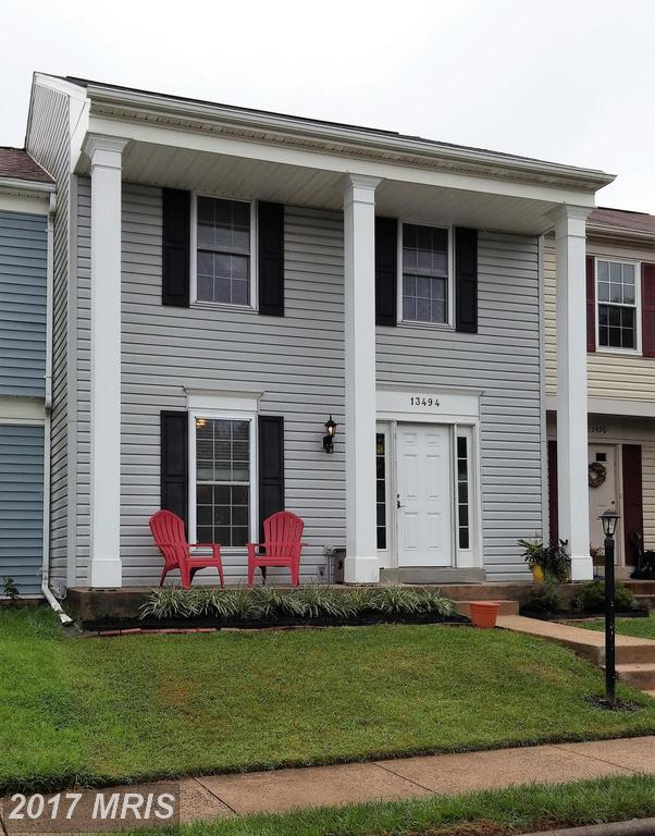 13494 Old Dairy Court, Herndon, VA 20171 (#FX10026110) :: Pearson Smith Realty