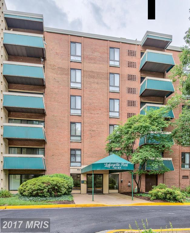 6147 Leesburg Pike #101, Falls Church, VA 22041 (#FX10027183) :: Pearson Smith Realty