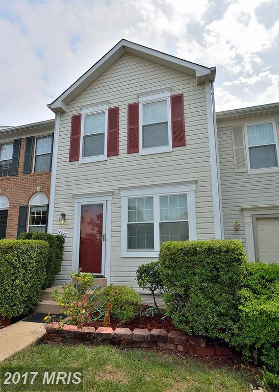 6872 Chasewood Circle, Centreville, VA 20121 (#FX10036250) :: The Vashist Group