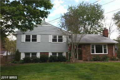 14712 Lock Drive, Centreville, VA 20120 (#FX10044346) :: Provident Real Estate