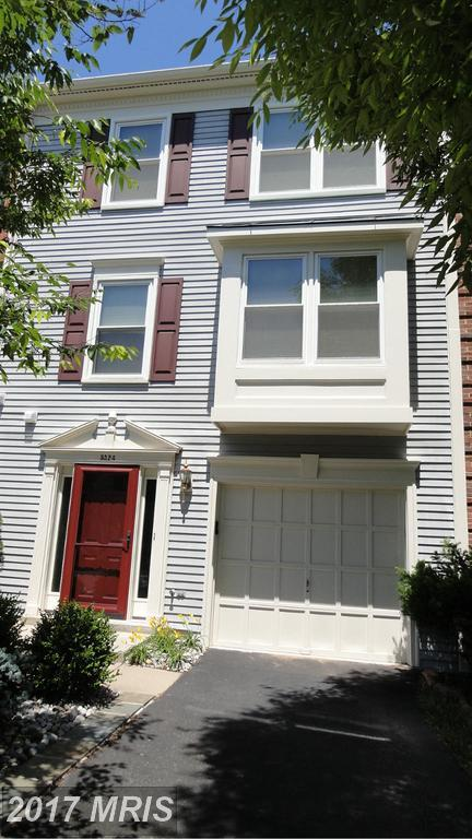 5324 Buxton Court, Alexandria, VA 22315 (#FX10048372) :: Browning Homes Group