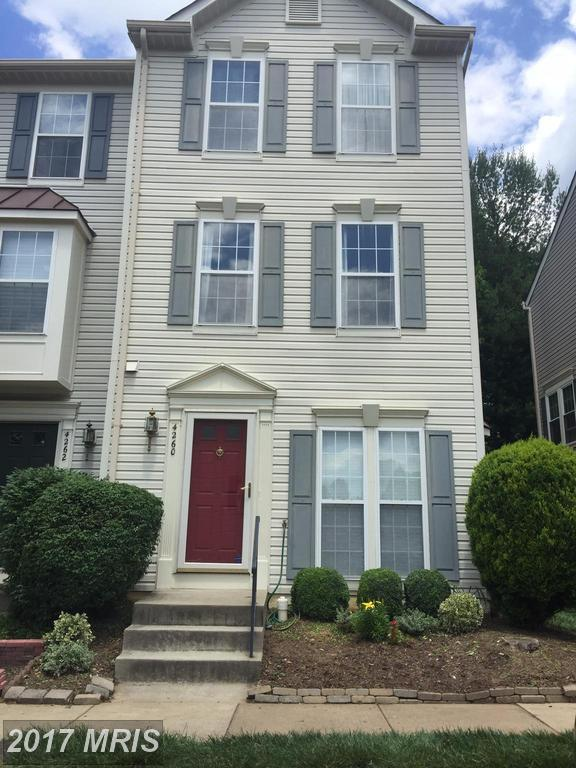 4260 Wheeled Caisson Square, Fairfax, VA 22033 (#FX10048882) :: Pearson Smith Realty