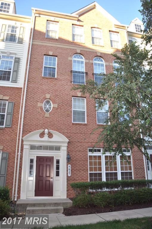 5627 Harrington Falls Lane B, Alexandria, VA 22312 (#FX10051448) :: A-K Real Estate