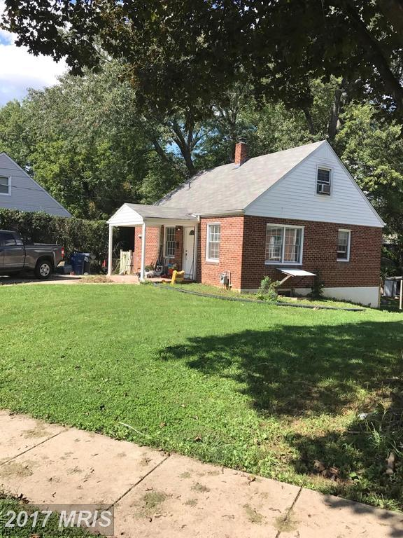 7134 Tyler Avenue, Falls Church, VA 22042 (#FX10052553) :: LoCoMusings