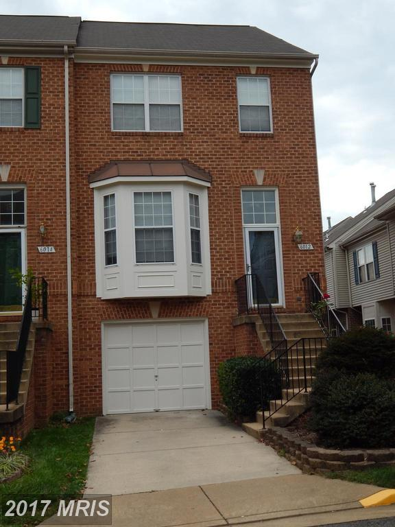 6012 Madison Overlook Court, Falls Church, VA 22041 (#FX10059437) :: LoCoMusings