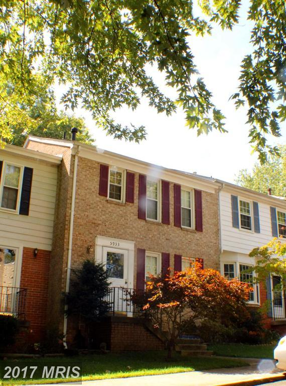 5933 Kara Place, Burke, VA 22015 (#FX10059472) :: The Putnam Group